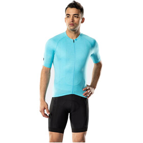 Bontrager Circuit Jersey Men azure heather